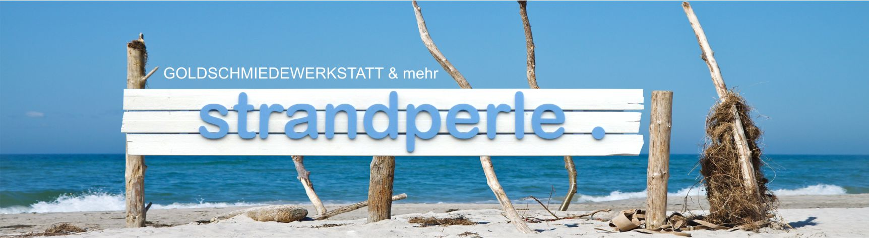 strandperle homepage